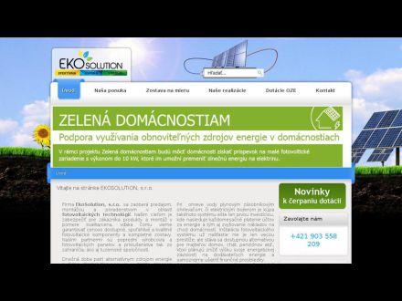 www.ekosolution.sk