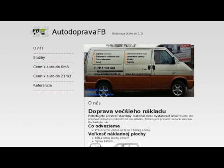 www.autodopravafb.sk