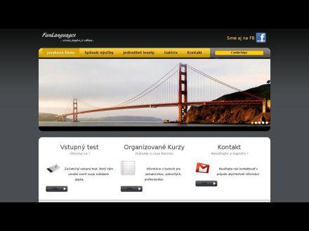 www.funlanguages.sk