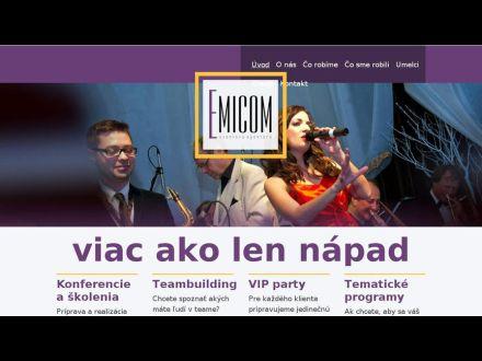 www.emicom.sk