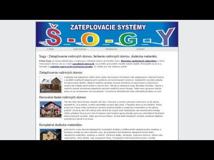 www.sogy.sk