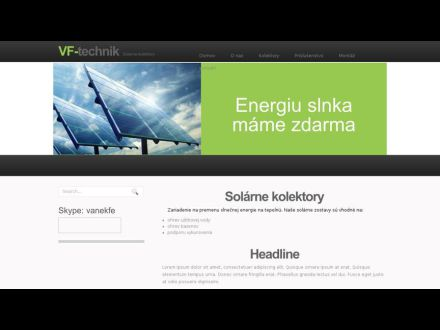 www.solarnekolektorysk.sk