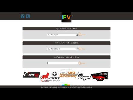 www.ifv.sk