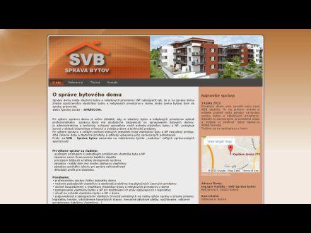 www.svb-sprava.sk