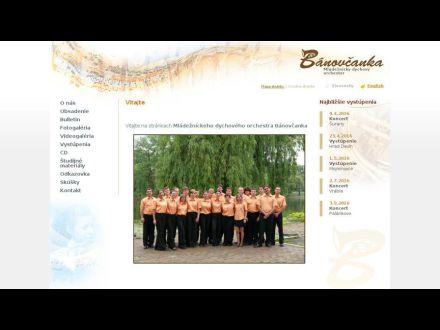 www.banovcanka.sk