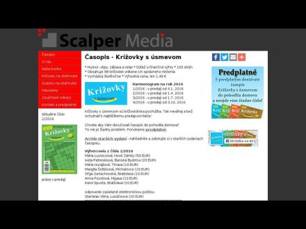 www.scalpermedia.sk