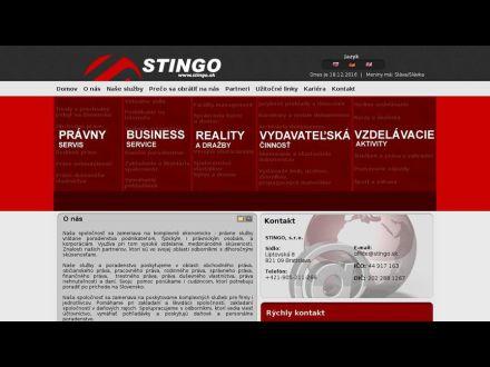 www.stingo.sk