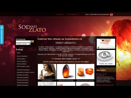 www.solnadzlato.sk