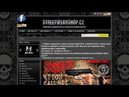 www.streetwearshop.sk