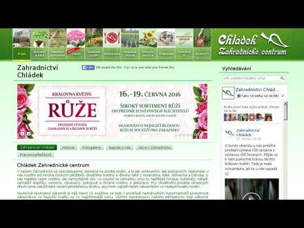 www.zahradnictvi-chladek.cz