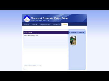 www.srzsnina.sk