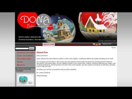 www.dona-glass.cz