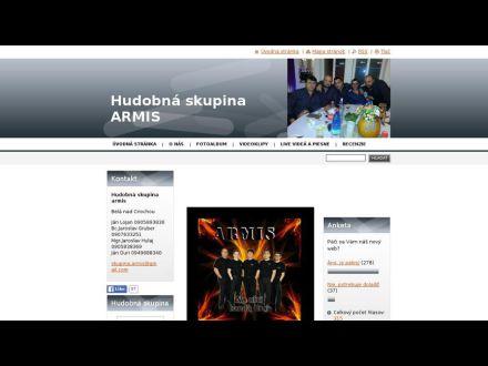 www.armis.sk
