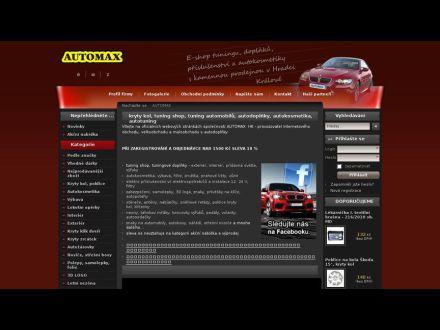 www.automaxhk.cz