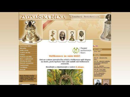 www.zvony-tomaskova.cz