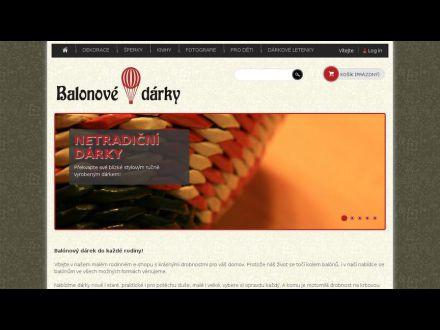 www.balonove-darky.cz