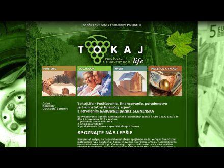 www.tokajlife.sk