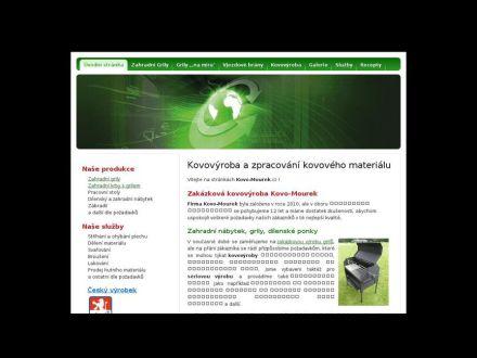 www.kovo-mourek.cz