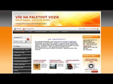 www.paletove-voziky-eshop.cz
