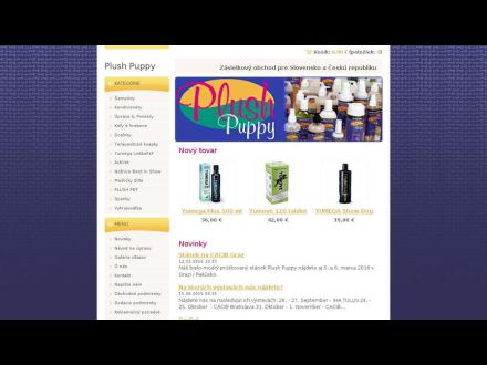 www.plushpuppy.sk