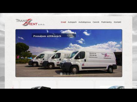 www.trans-rent.sk