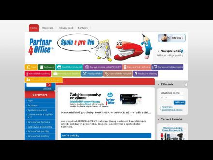 www.partner4office.cz