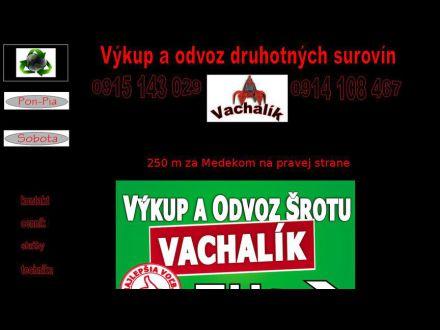 www.vachalik.sk