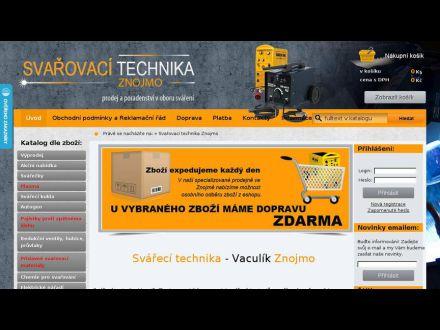 www.svarovaci-technika-znojmo.cz