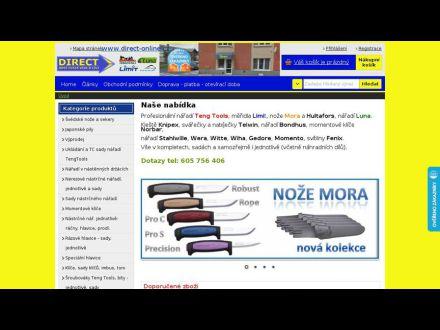 www.direct-online.cz