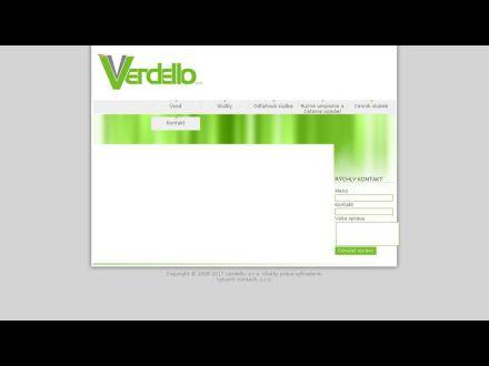 www.verdello.sk
