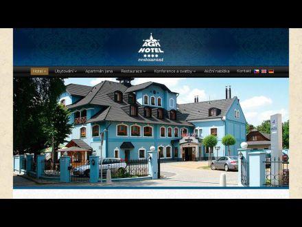 www.hotel-agh.cz