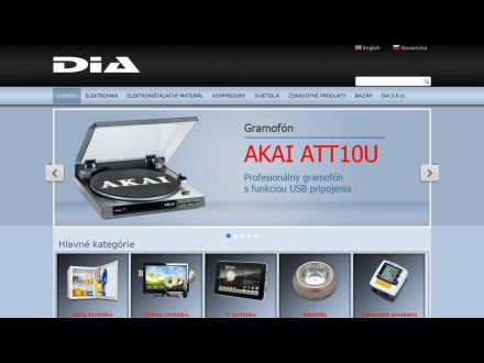 www.dia-electronics.com