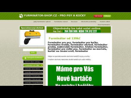 www.furminator-shop.cz