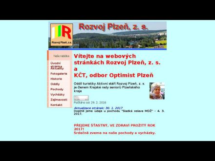 www.tjrozvojplzen.ic.cz