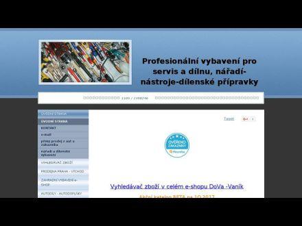 www.dovavanik.cz