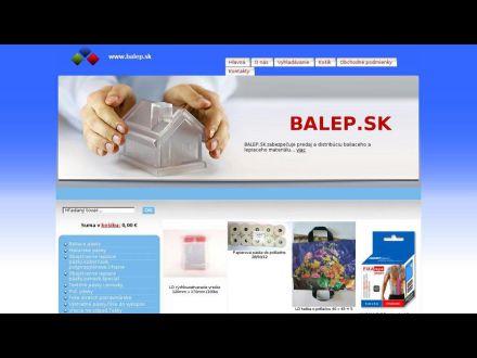 www.balep.sk