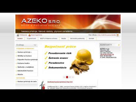 www.azeko.sk