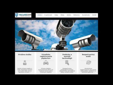 www.secureone.sk