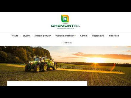 www.chemontba.sk