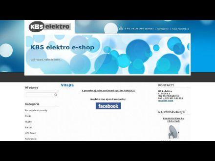 www.kbselektro.sk