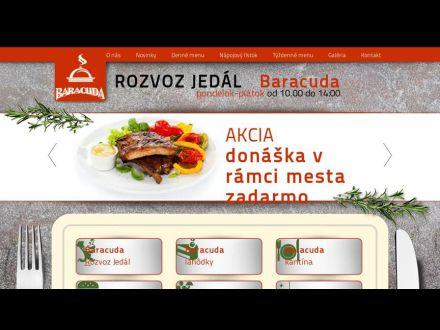 www.baracuda.sk