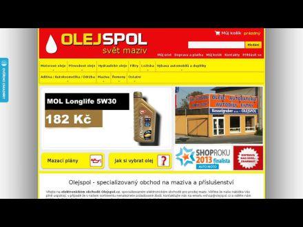 www.olejspol.cz