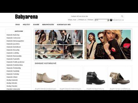www.babyarena.cz