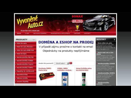 www.vyvoneneauto.cz