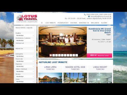 www.lotus-travel.sk