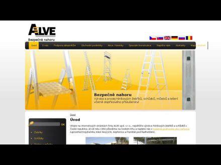 www.alve.cz