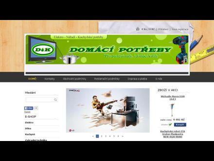 www.domacipotrebydk.cz