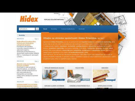 www.hidex.sk