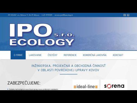 www.ipoecology.sk