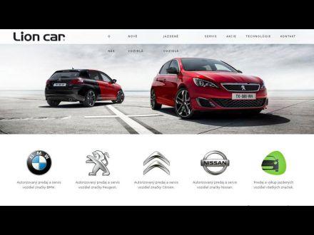 www.lioncar.sk